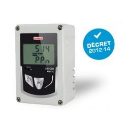 KTH CO2-Enregistreur CO2 / Température / Humidité