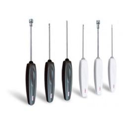 Sondes de température Pt100 et Pt1000 pour portables Classe 100