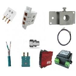 Accessoires pour sondes et capteurs de température PT100 / PT1000 / CTN