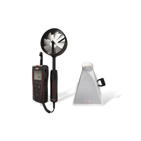 LV 110 / 111 / 117-Thermo-anémomètre à hélice