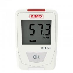 Série KH-50  Enregistreur de Température et Humidité classe50