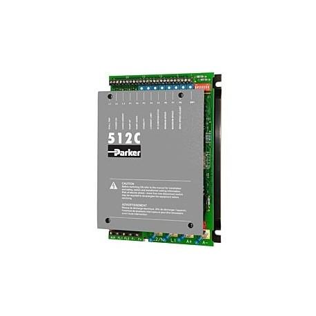 Série 512C – Variateurs unidirectionnels de 4 à 32 A pour moteurs à courant continu