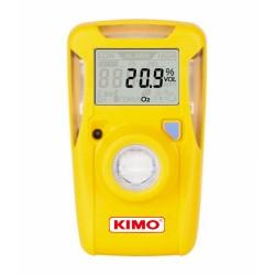 Clip Real-time O2 Détecteur personnel de gaz O2