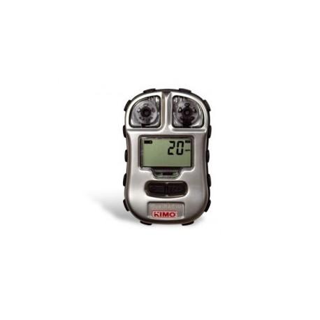 ToxiRAE III – Détecteur de gaz CO / H2S