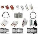 Accessoires pour sondes et capteurs de température